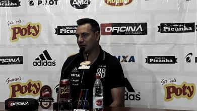 Doriva faz críticas à arbitragem, mas celebra classificação da Ponte na Copa do Brasil