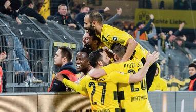 Bundesliga - Batshuayi trascina il BVB oltre l'ostacolo Eintracht | Twitter Borussia Dortmund