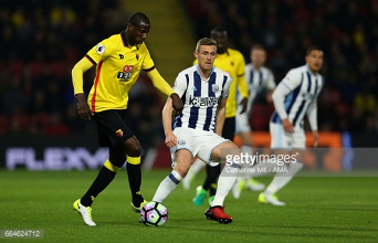 Abdoulaye Doucoure has faith that Watford can cause an upset against Tottenham