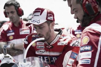"Andrea Dovizioso: ""La cuarta plaza de Le Mans no es real"""