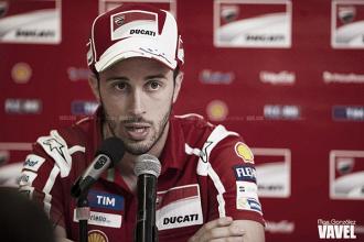 """Andrea Dovizioso: """"Hay que intentarlo hasta el final"""""""