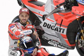 MotoGP: obbiettivo titolo nel 2018 per Dovizioso