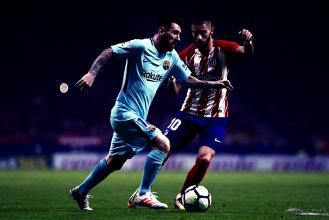 Liga - Suarez risponde a Saul: 1-1 tra Atletico Madrid e Barcellona