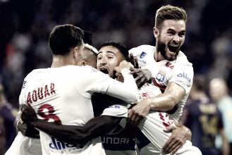 Ligue 1 - Il Lione batte il Monaco 3-2: decide Fekir al 95'