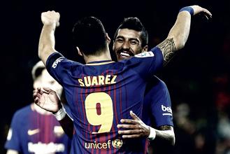 Liga - Il Barcellona demolisce il Deportivo La Coruna: 4-0 al Camp Nou