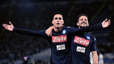 Serie A - La Lazio s'illude, poi è uno show del Napoli: 1-4 all'Olimpico