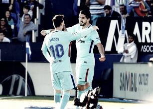 Liga - Vincono Barcellona e Valencia, senza reti il derby di Madrid