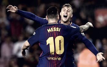 Liga - Il Barcellona regola il Malaga: 2-0 al Camp Nou