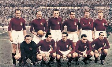 4 Maggio 1949 - Il Grande Torino non è morto, è solo in trasferta