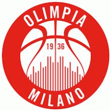 logo olimpia milano
