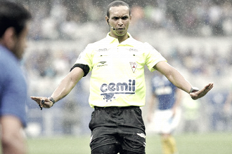 Wanderson Alves de Souza apitará Tupi e Cruzeiro pela semifinal do Campeonato Mineiro
