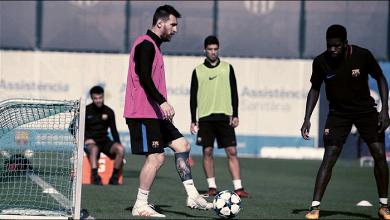 Barcellona - Una vittoria per ipotecare la qualificazione