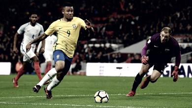 Amichevoli Internazionali - Inghilterra e Brasile non si fanno male: 0-0 a Wembley