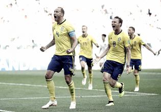 Com auxílio do VAR, Suécia triunfa sobre Coreia do Sul