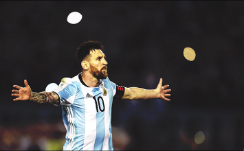 Verso Russia 2018 - Messi trascina l'Argentina: battuto 1-0 il Cile