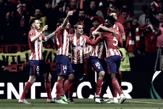 Europa League - L'Atletico Madrid batte l'Arsenal e vola in finale: 1-0 al Metropolitano
