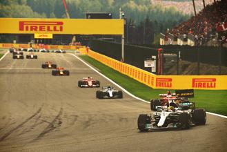 Formula 1 - Annunciato il calendario per il 2018