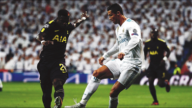 Champions League - Real Madrid e Tottenham non si fanno male: 1-1 al Bernabeu