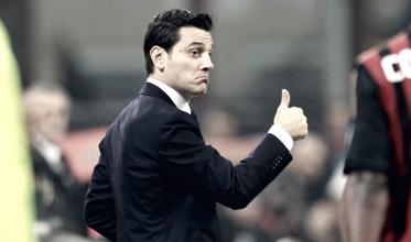 """Montella: """"Bacca out per le scelte di mercato. Contento per la prova in vista dell'Europa League"""""""