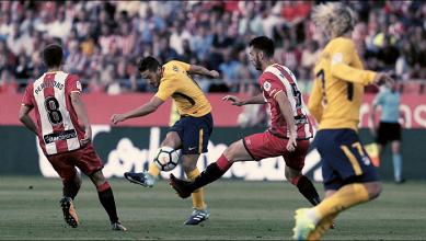 Liga - Gol ed emozioni al Municipal: 2-2 tra Girona e Atletico Madrid