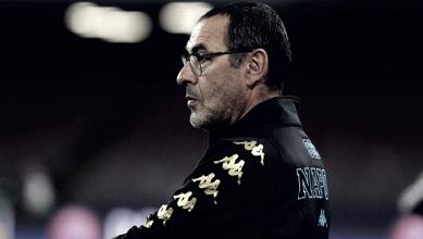Lazio-Napoli 1-4: le parole nel post gara di Maurizio Sarri