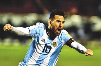 Qualificazioni Russia 2018 - Messi porta l'Argentina al Mondiale: battuto l'Ecuador 1-3