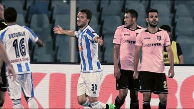 Serie A - Il Pescara batte il Palermo 2-0: decidono Muric e Mitrita
