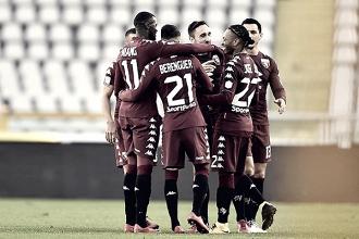 Serie A - Al Torino basta un tempo: battuto il Benevento 3-0
