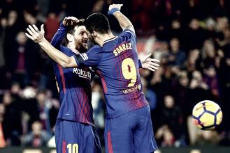 Liga - Vincono Barcellona e Atletico Madrid, cade il Valencia