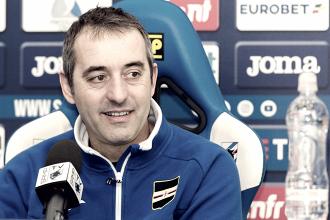 """Sampdoria - Giampaolo vista Juve: """"Partita proibitiva. Dovremo limitare i nostri errori"""""""