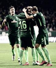 Werder Bremen vence Wolfsburg com autoridade e se distancia do rebaixamento