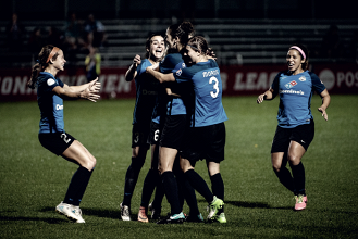 FC Kansas City stuns the Portland Thorns with a 2-1 win at home