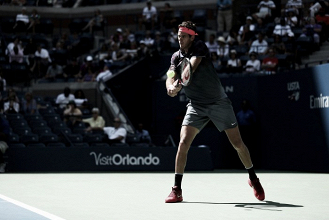 US Open, avanti Goffin e Del Potro. Disastro Kyrgios, out Seppi