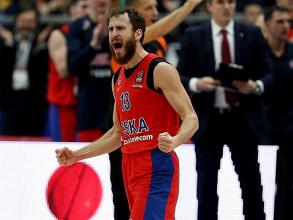 Turkish Airlines EuroLeague - Milano vola in Turchia dall'Efes, big match tra CSKA e Barcellona