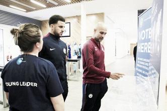 """Manchester City - Guardiola: """"Vogliamo il primo posto, i ragazzi cercheranno di vincere"""""""