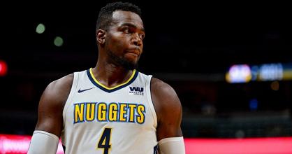 NBA - Denver Nuggets: si ferma Paul Millsap, out almeno 3 mesi