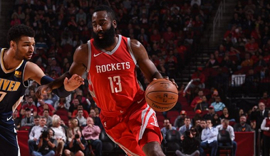 NBA - Houston forza 30, stesa Denver; Charlotte al cariopalma, vittoria dopo un overtime
