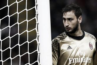 """Milan, Donnarumma: """"Orgoglioso di questa maglia. Il Milan ha un grande futuro"""""""