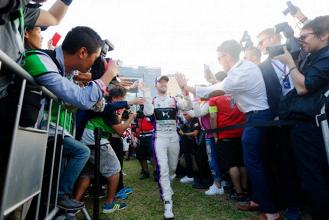 """Formula E, e-Prix di Hong Kong - Bird: """"Vittoria inaspettata!"""""""