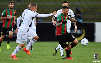 Serie B - Tremolada risponde a Di Gaudio: 1-1 tra Ternana e Parma