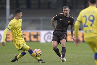 Sorrentino baluardo frena la Roma: contro il Chievo Verona finisce 0-0