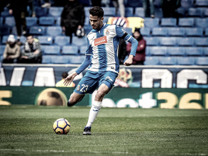 Objetivo 'Diego Reyes' en el Espanyol