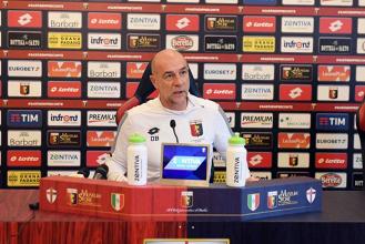 """Genoa, Ballardini: """"Contro la Fiorentina per fare bene, i bilanci si fanno a gennaio"""""""