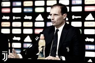 """Juventus, Allegri verso Bologna: """"Dybala difficile che giochi. Domani sarà complicato"""""""
