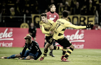 Bundesliga - Rinascita Dortmund: Pulisic stende l'Hoffenheim