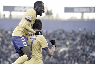 Serie A - La Juve espugna il Dall'Ara. Bologna battuto 3-0