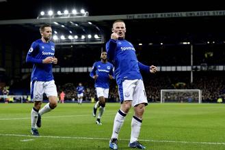 Twitter Everton