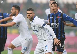 Atalanta forza quattro: Inter battuta 4-1 grazie ad un super Ilicic