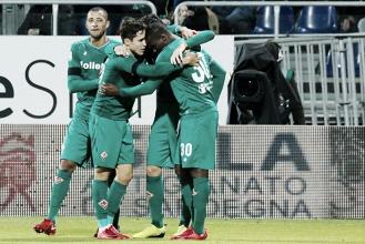 Fiorentina: contro il Cagliari ottimi spunti da cui ripartire