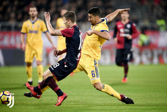 Serie A - Bernardeschi doma il Cagliari, 0-1 alla Sardegna Arena